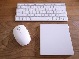 Mac miniの社外製周辺機器