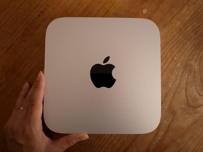 APPLE Mac mini (1.4GHz Dual Core i5/4GB/500GB/Intel HD 5000) MGEM2J/A