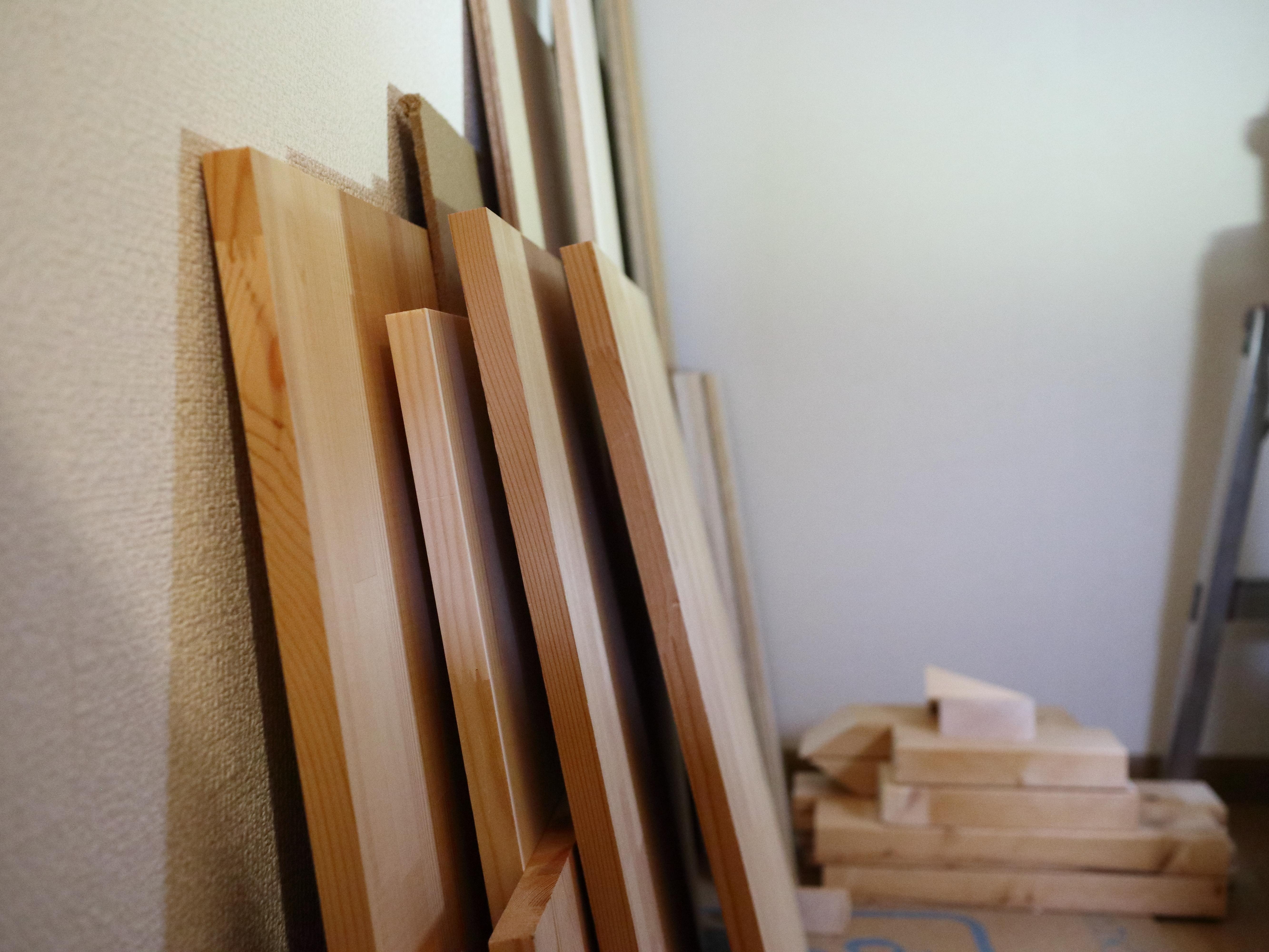 いらない木材
